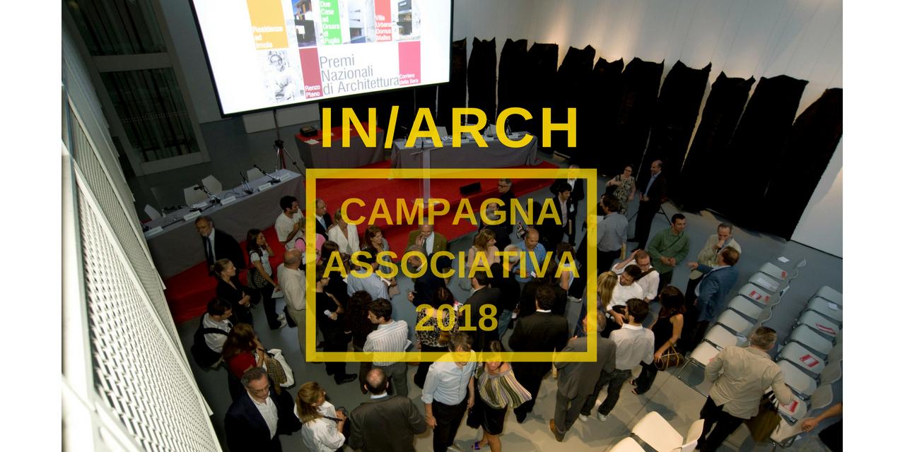 Campagna associativa 2018