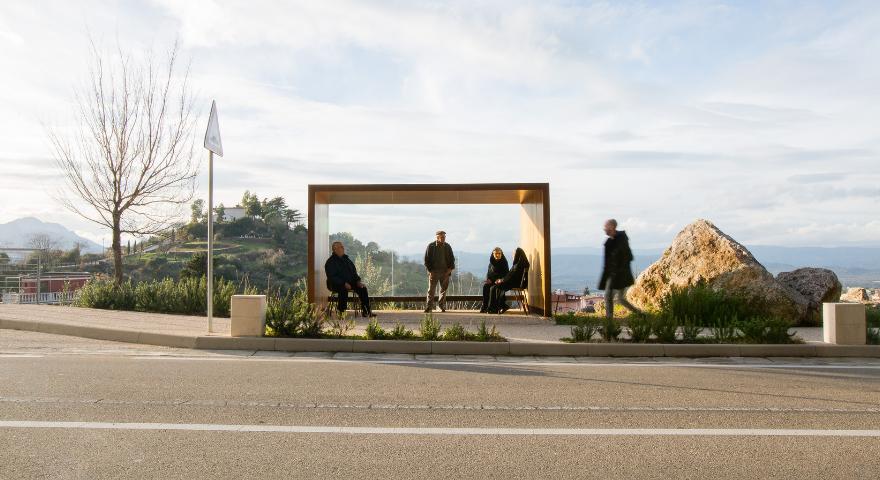 Premi in/architettura 2020 - sezione sardegna- giornale dell'architettura Giuseppe Vallifuoco